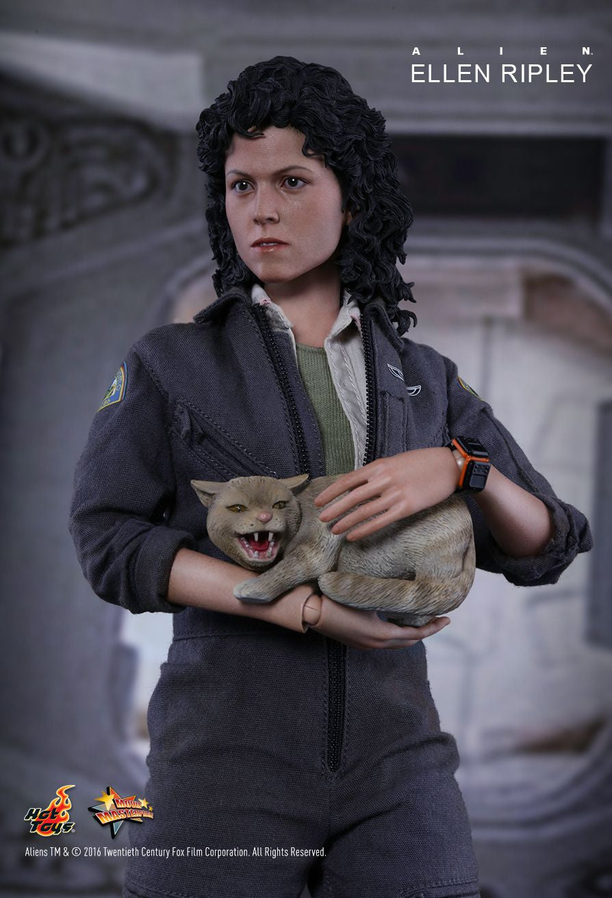 Hot Toys - MMS366 - Alien - Ellen Ripley - Marvelous Toys - 12