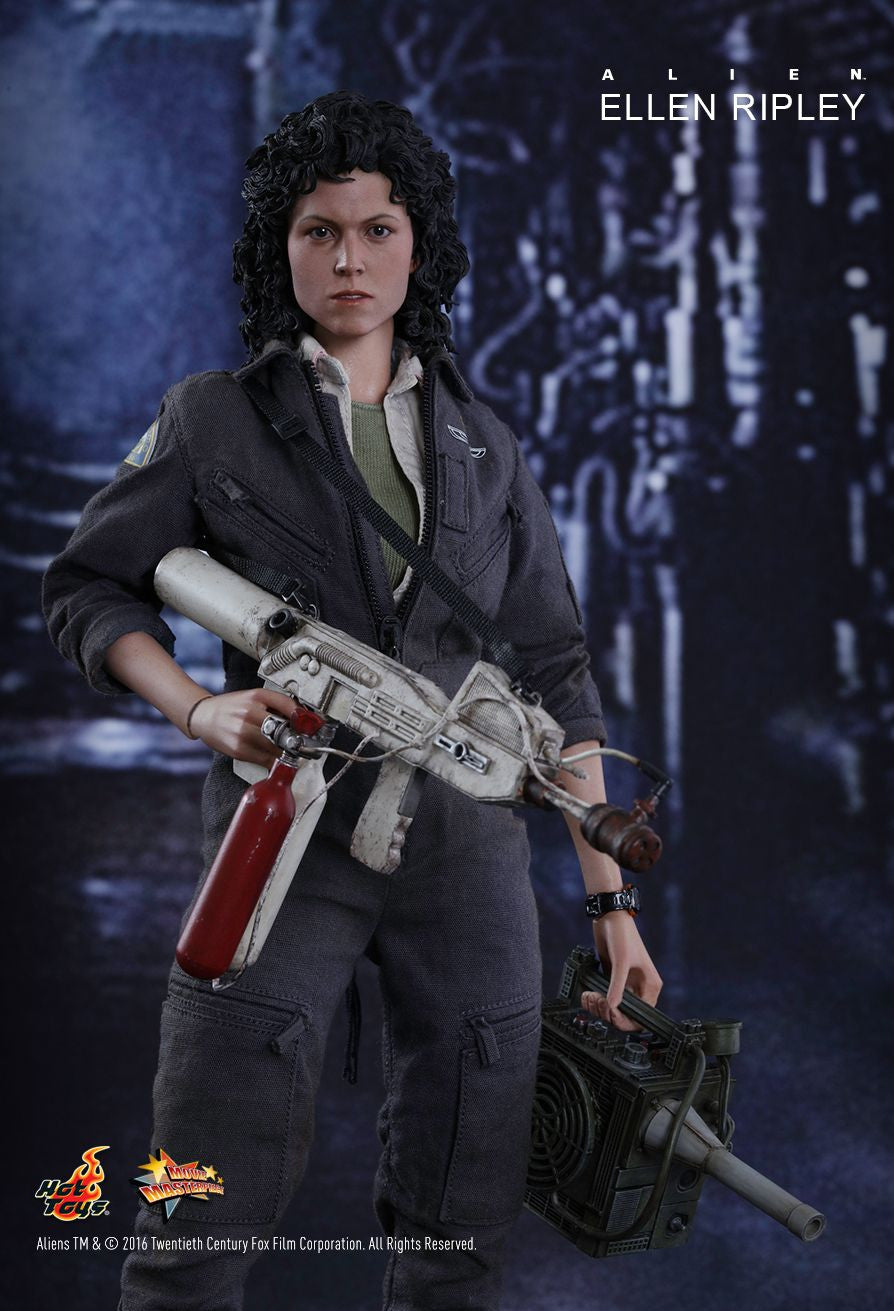 Hot Toys - MMS366 - Alien - Ellen Ripley - Marvelous Toys - 5