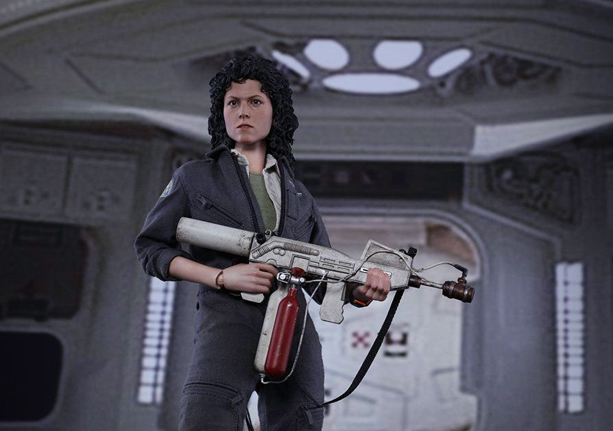 Hot Toys - MMS366 - Alien - Ellen Ripley - Marvelous Toys - 10