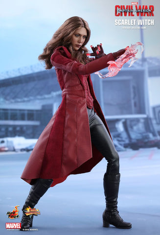 Hot Toys - MMS370 - Captain America: Civil War - Scarlet Witch - Marvelous Toys - 2
