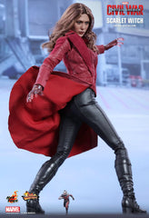 Hot Toys - MMS370 - Captain America: Civil War - Scarlet Witch - Marvelous Toys - 13