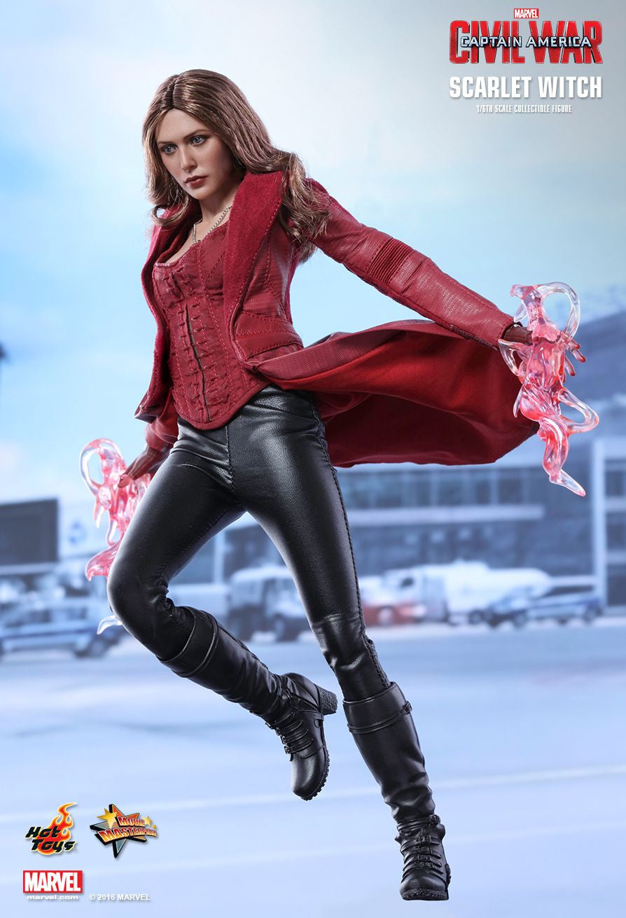 Hot Toys - MMS370 - Captain America: Civil War - Scarlet Witch - Marvelous Toys - 1