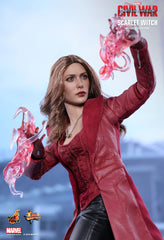 Hot Toys - MMS370 - Captain America: Civil War - Scarlet Witch - Marvelous Toys - 3