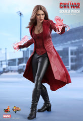 Hot Toys - MMS370 - Captain America: Civil War - Scarlet Witch - Marvelous Toys - 6