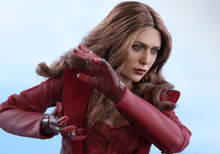 Hot Toys - MMS370 - Captain America: Civil War - Scarlet Witch - Marvelous Toys - 8
