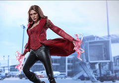 Hot Toys - MMS370 - Captain America: Civil War - Scarlet Witch - Marvelous Toys - 9
