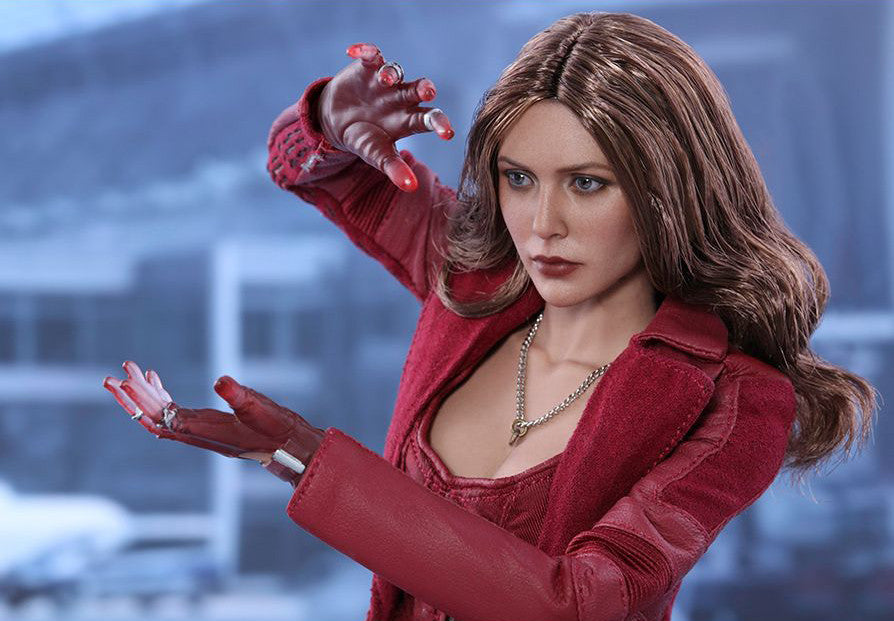Hot Toys - MMS370 - Captain America: Civil War - Scarlet Witch - Marvelous Toys - 10