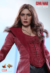 Hot Toys - MMS370 - Captain America: Civil War - Scarlet Witch - Marvelous Toys - 12