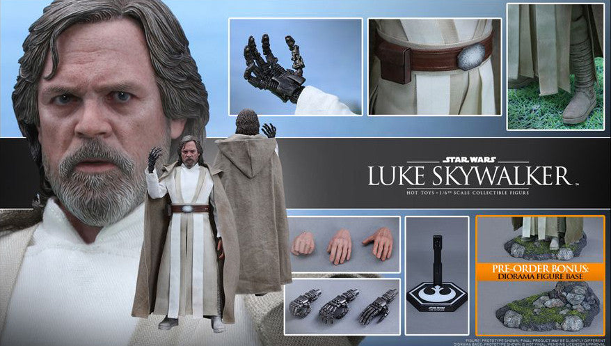 Hot Toys - MMS390 - Stars Wars: The Force Awakens - Luke Skywalker - Marvelous Toys - 11