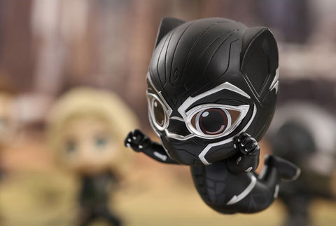 Hot Toys - COSB438 - Avengers: Infinity War - Black Panther Cosbaby Bobble-Head