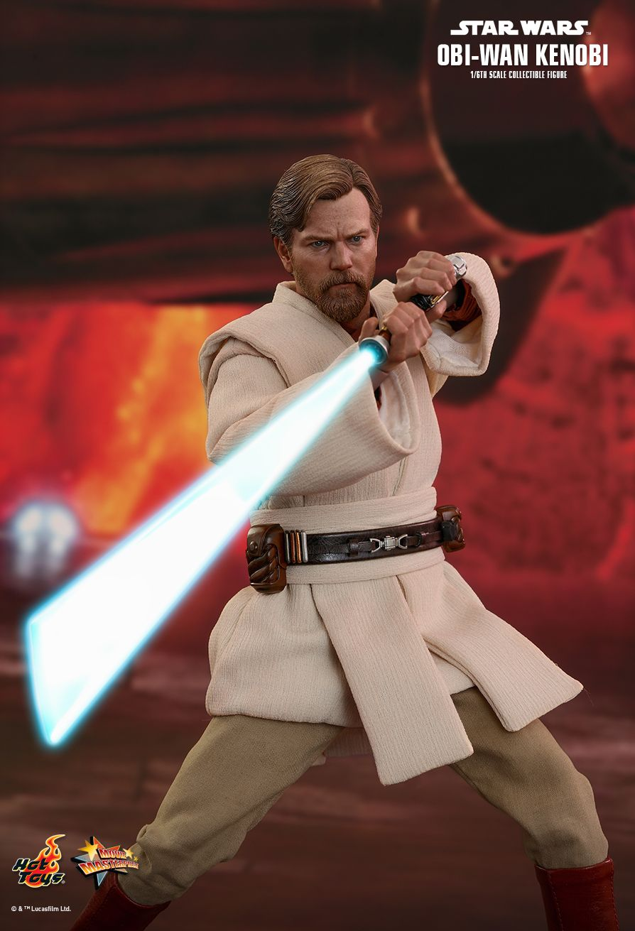 Hot Toys - MMS477 - Star Wars: Revenge of the Sith - Obi-Wan Kenobi