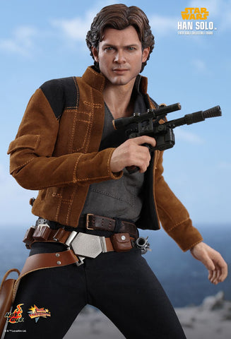 Hot Toys - MMS491 - Solo: A Star Wars Story - Han Solo