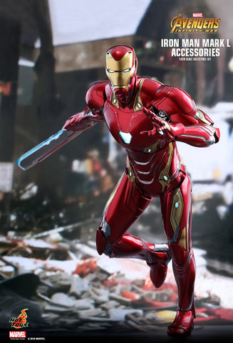 Hot Toys - ACS004 - Avengers: Infinity War - Iron Man Mark L Accessory Set