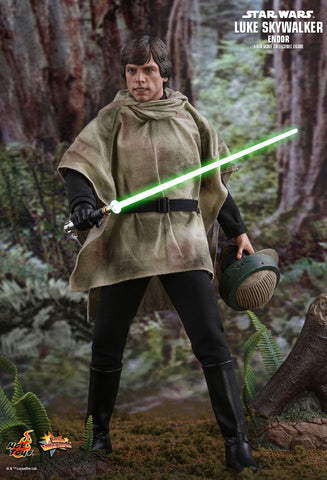 Hot Toys - MMS516 - Star Wars: Return of the Jedi - Luke Skywalker (Endor)