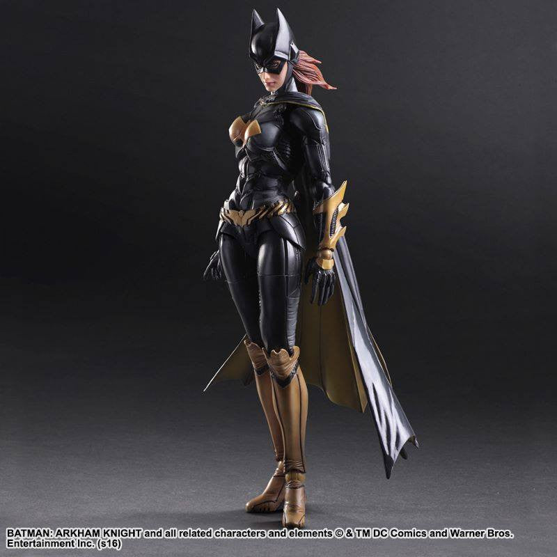 Play Arts Kai - Arkham Knight - Batgirl - Marvelous Toys - 2
