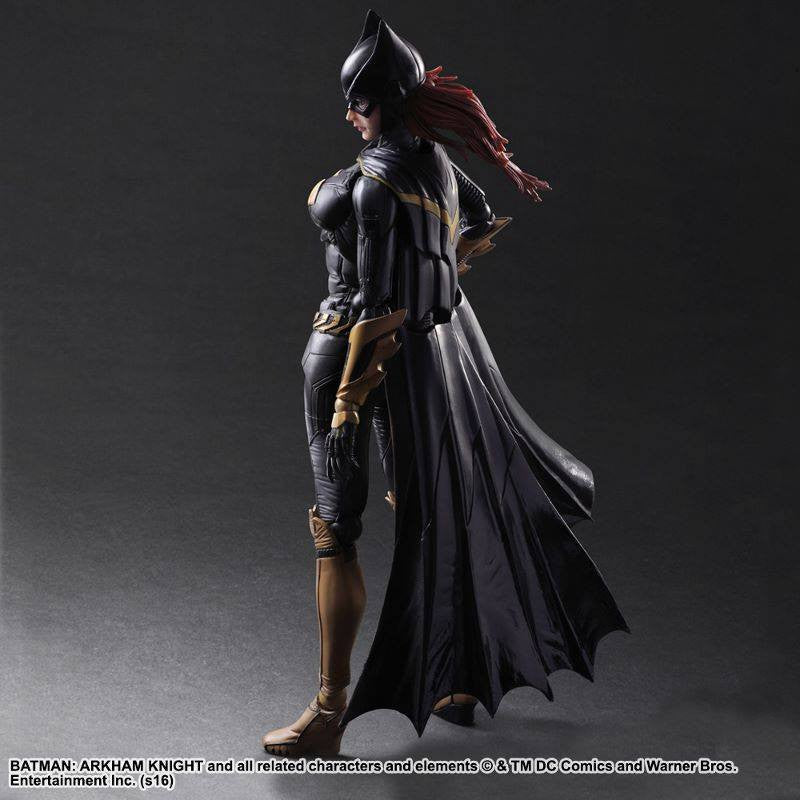 Play Arts Kai - Arkham Knight - Batgirl - Marvelous Toys - 3