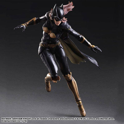 Play Arts Kai - Arkham Knight - Batgirl - Marvelous Toys - 1