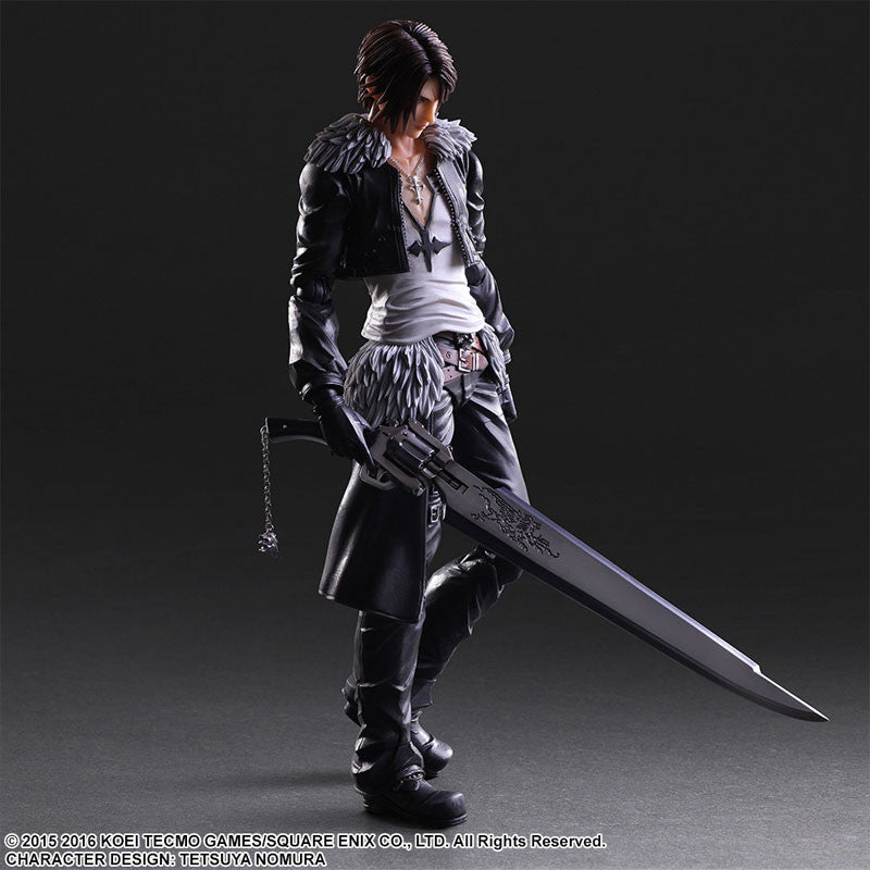Play Arts Kai - Dissidia Final Fantasy - Squall Leonhart - Marvelous Toys - 1