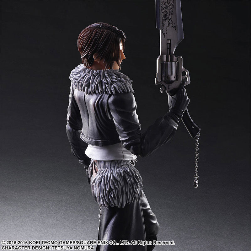 Play Arts Kai - Dissidia Final Fantasy - Squall Leonhart - Marvelous Toys - 2