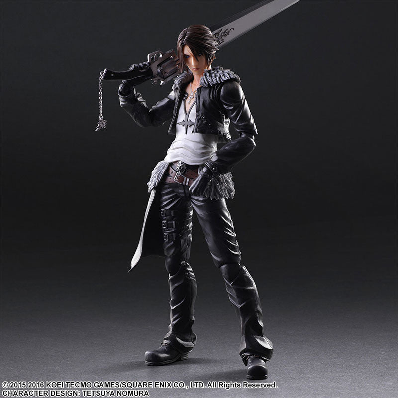 Play Arts Kai - Dissidia Final Fantasy - Squall Leonhart - Marvelous Toys - 3