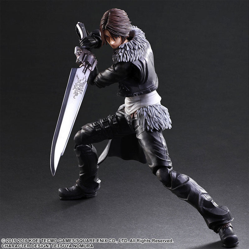 Play Arts Kai - Dissidia Final Fantasy - Squall Leonhart - Marvelous Toys - 4