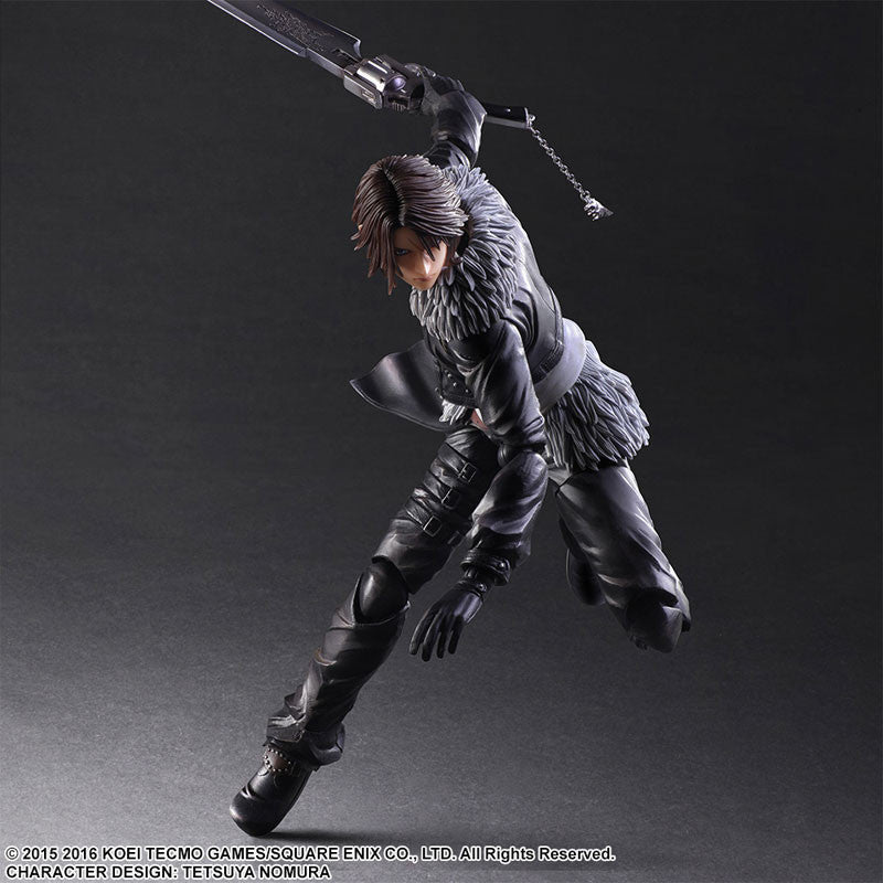 Play Arts Kai - Dissidia Final Fantasy - Squall Leonhart - Marvelous Toys - 5