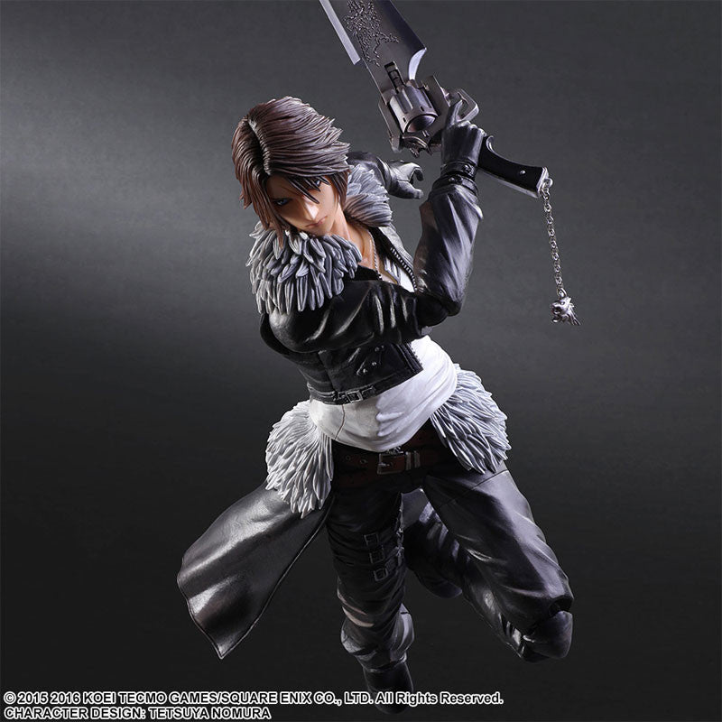 Play Arts Kai - Dissidia Final Fantasy - Squall Leonhart - Marvelous Toys - 6