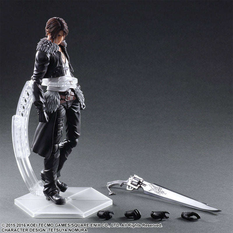 Play Arts Kai - Dissidia Final Fantasy - Squall Leonhart - Marvelous Toys - 9