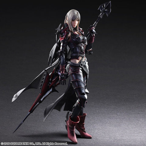 Play Arts Kai - Final Fantasy XV - Aranea Highwind