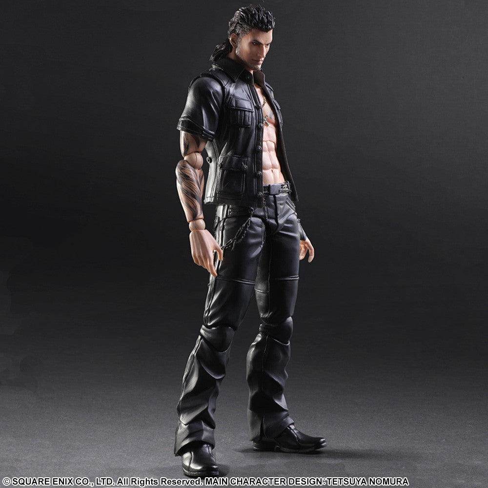 Play Arts Kai - Final Fantasy XV - Gladiolus - Marvelous Toys - 4