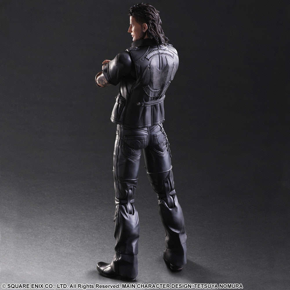 Play Arts Kai - Final Fantasy XV - Gladiolus - Marvelous Toys - 6