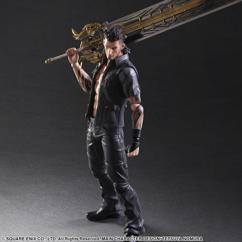 Play Arts Kai - Final Fantasy XV - Gladiolus - Marvelous Toys - 2