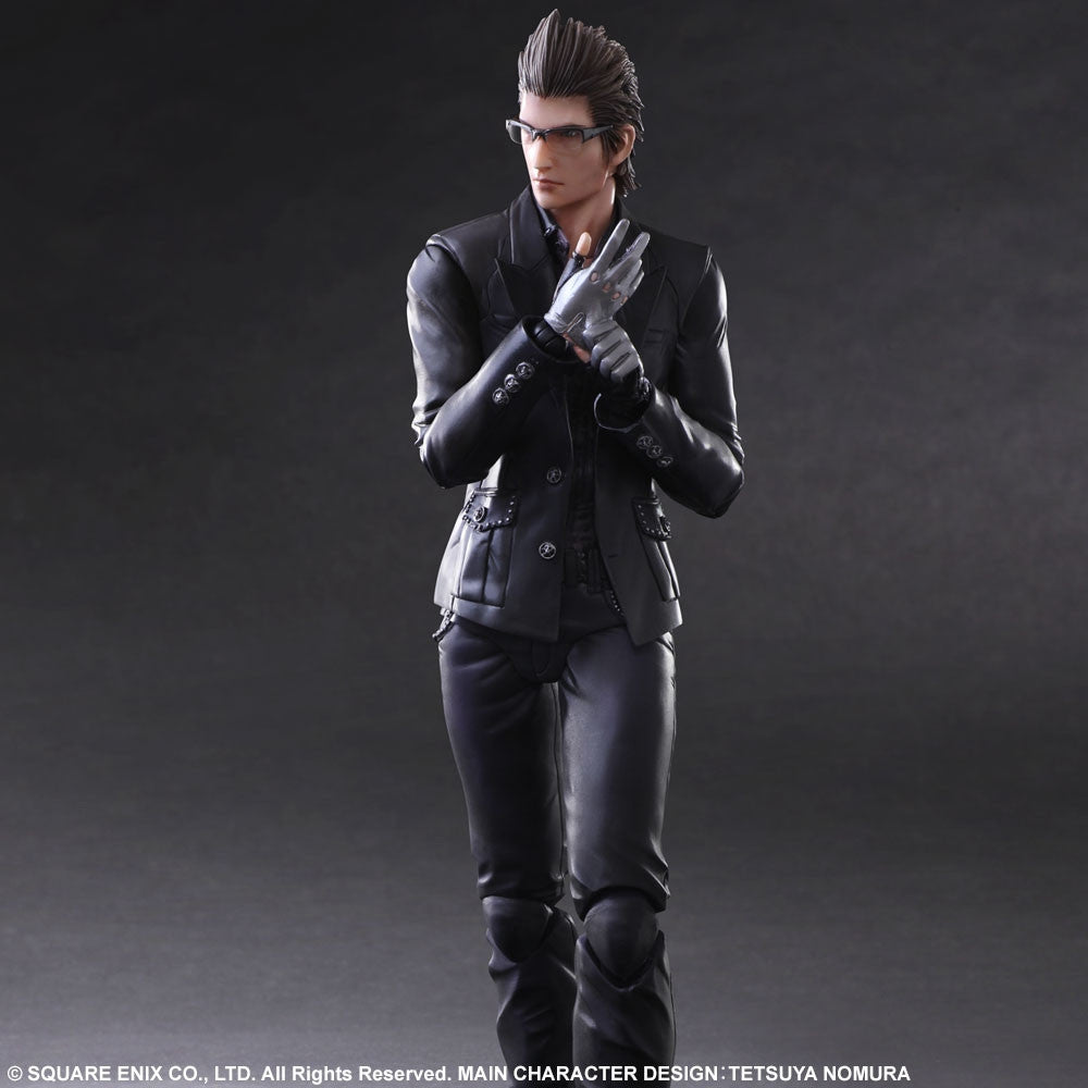 (IN STOCK) Play Arts Kai - Final Fantasy XV - Ignis - Marvelous Toys - 6