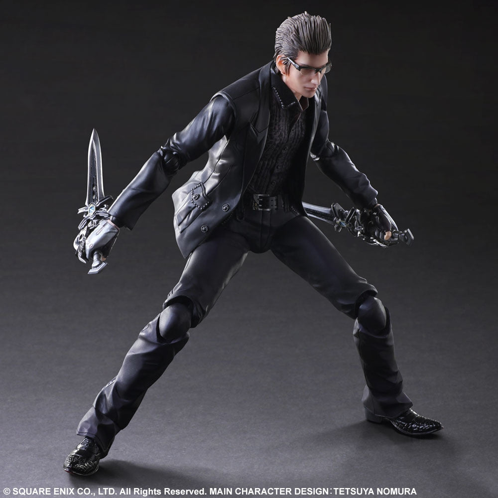 (IN STOCK) Play Arts Kai - Final Fantasy XV - Ignis - Marvelous Toys - 1