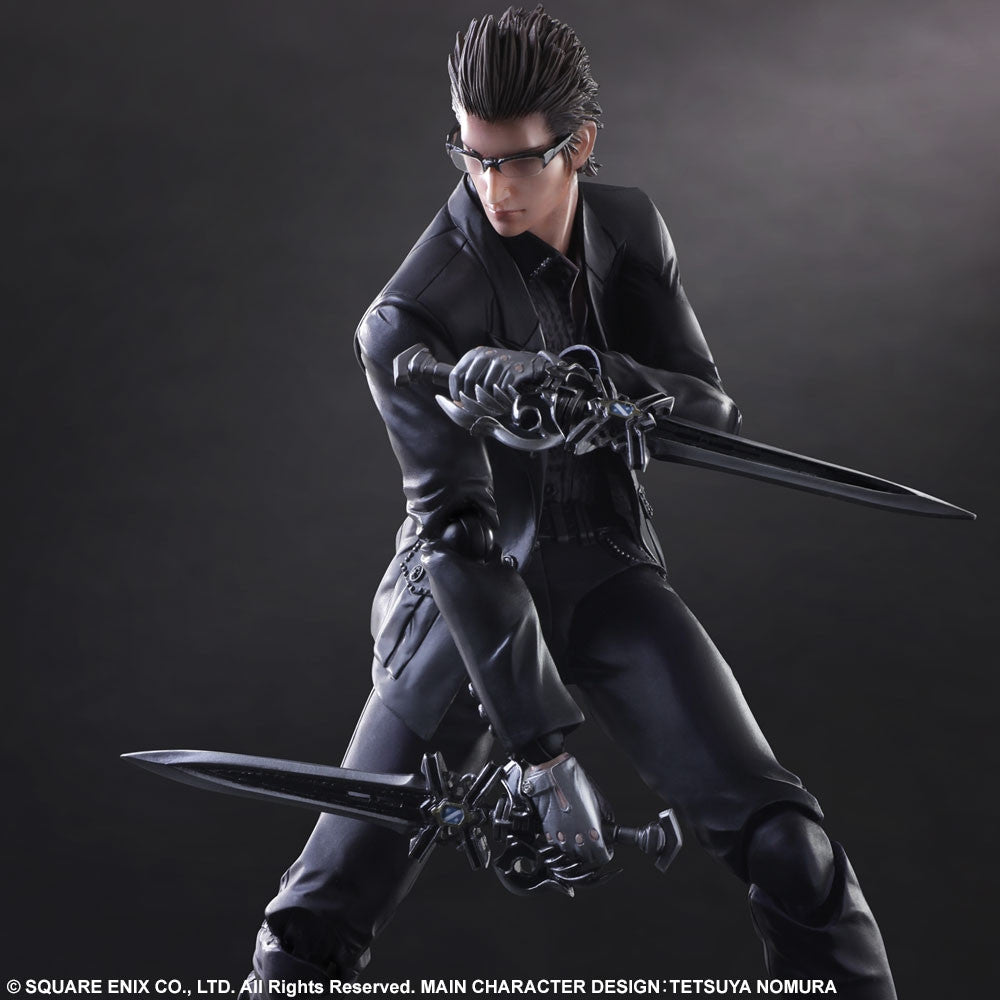 (IN STOCK) Play Arts Kai - Final Fantasy XV - Ignis - Marvelous Toys - 2