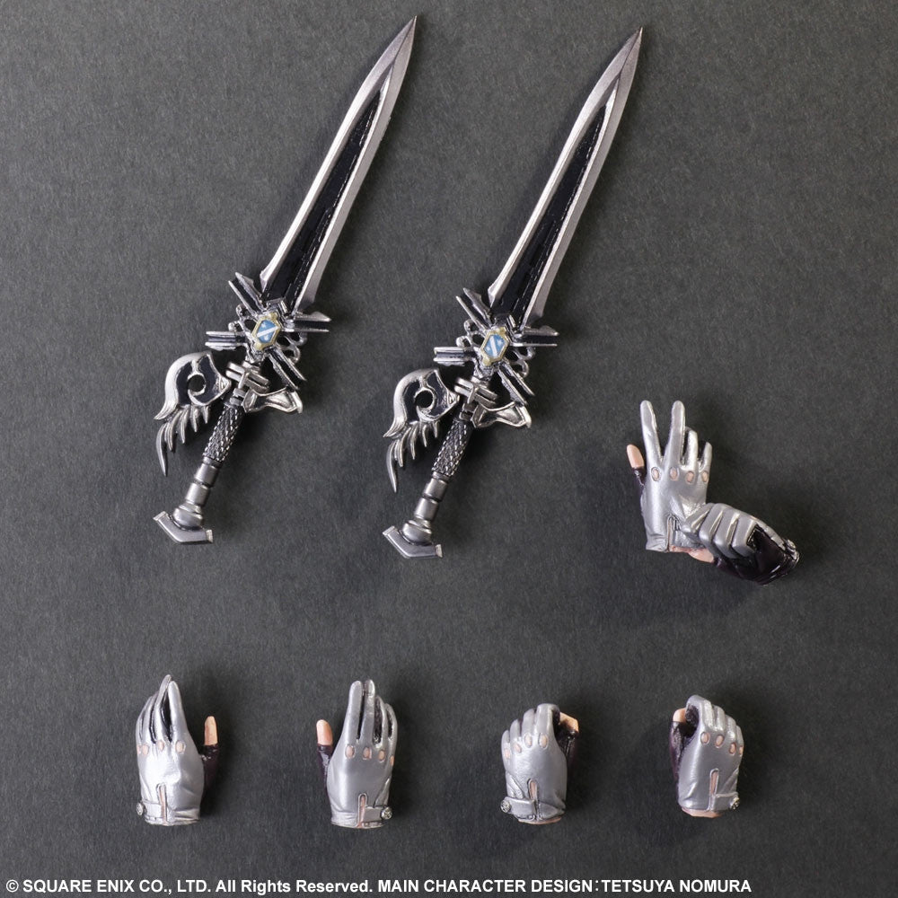 (IN STOCK) Play Arts Kai - Final Fantasy XV - Ignis - Marvelous Toys - 7