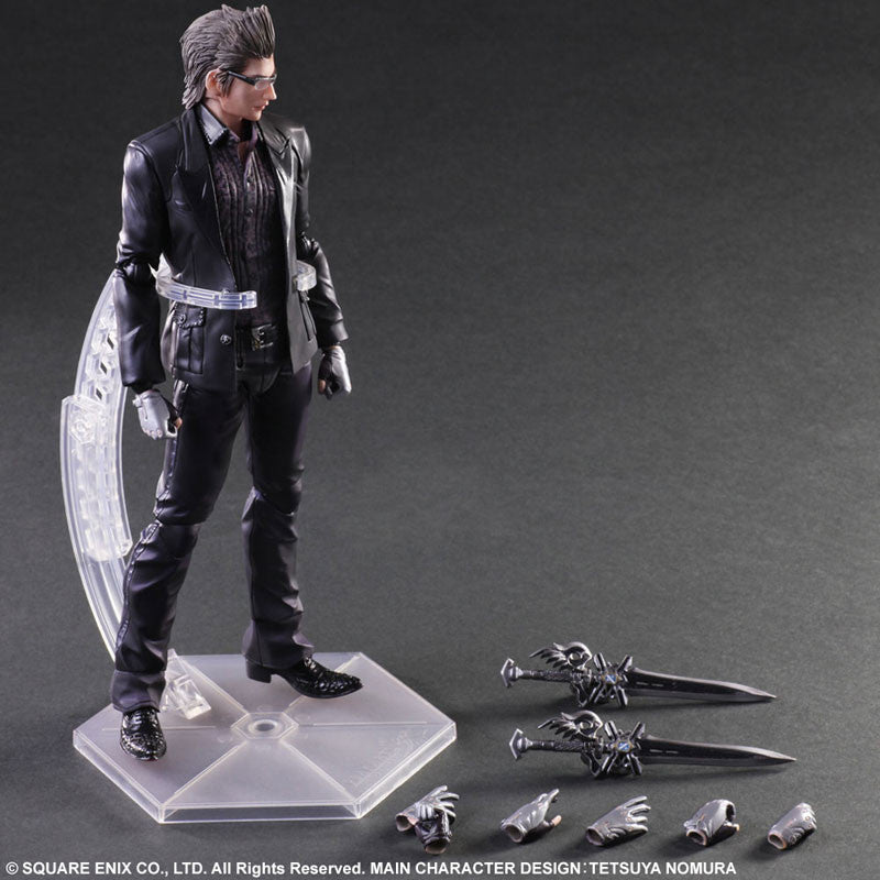(IN STOCK) Play Arts Kai - Final Fantasy XV - Ignis - Marvelous Toys - 8