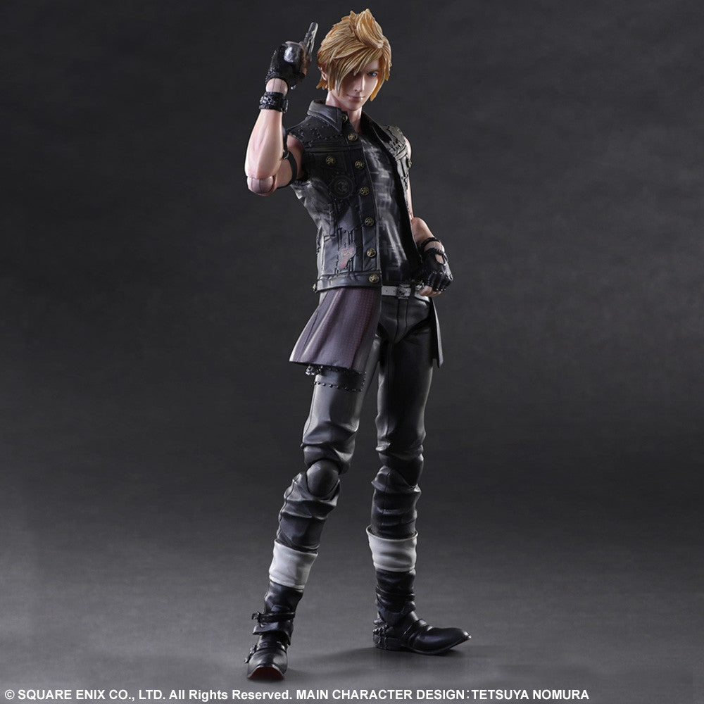 Play Arts Kai - Final Fantasy XV - Prompto - Marvelous Toys - 4
