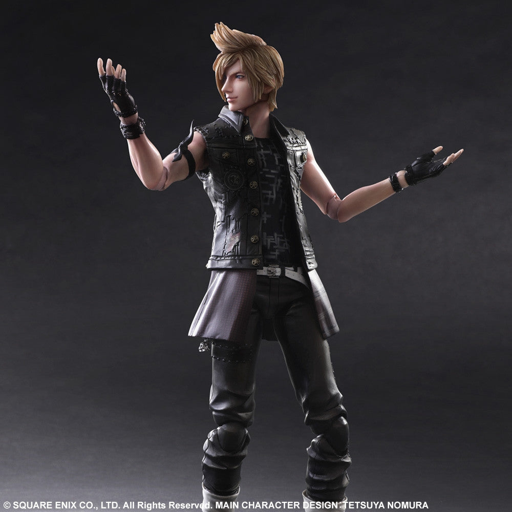 Play Arts Kai - Final Fantasy XV - Prompto - Marvelous Toys - 3