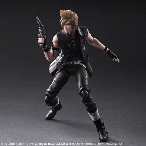 Play Arts Kai - Final Fantasy XV - Prompto - Marvelous Toys - 2