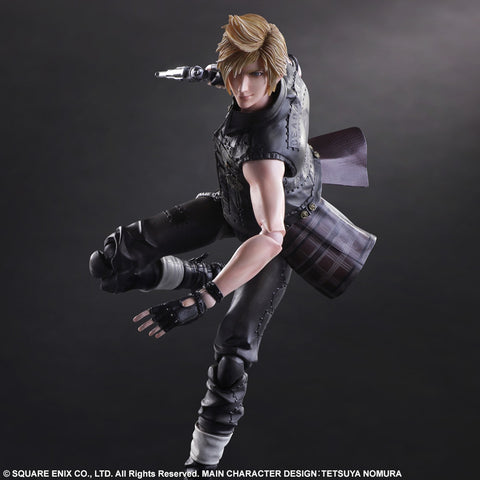 Play Arts Kai - Final Fantasy XV - Prompto - Marvelous Toys - 1