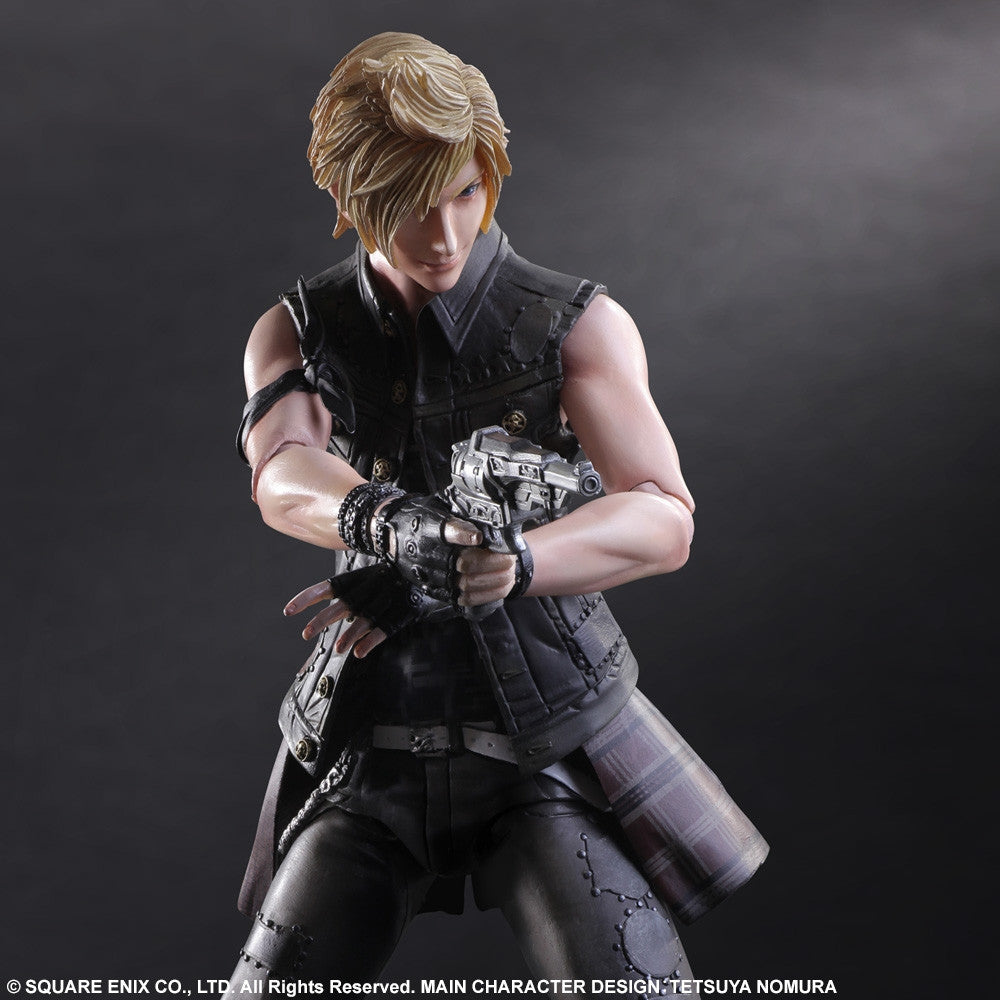 Play Arts Kai - Final Fantasy XV - Prompto - Marvelous Toys - 6