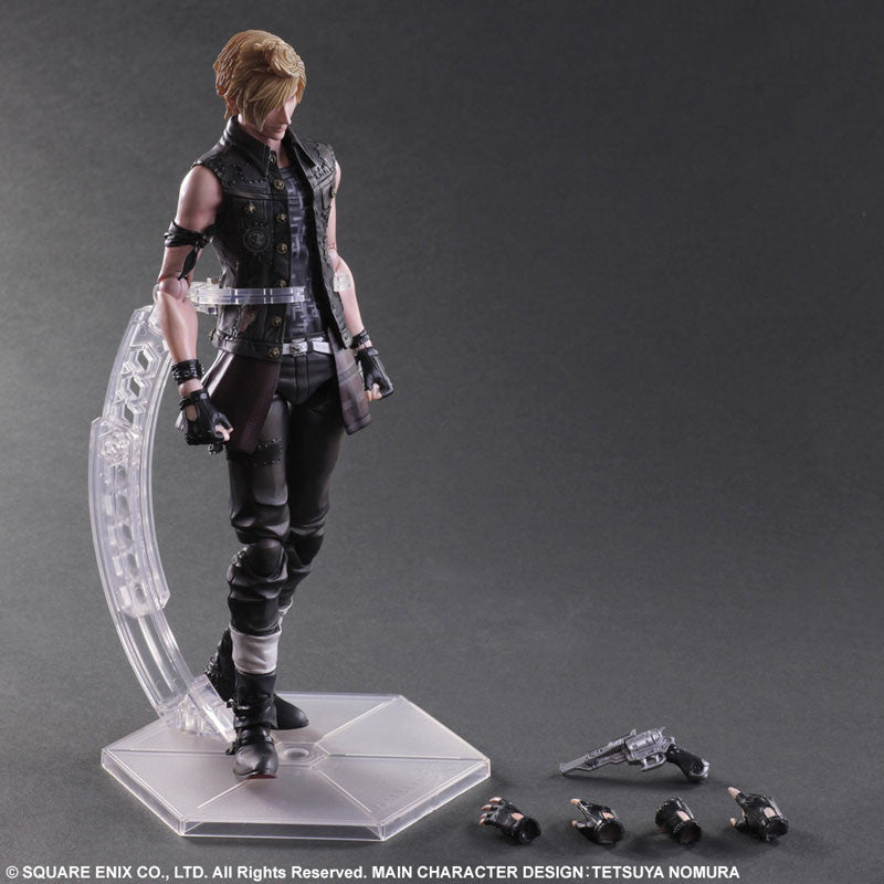 Play Arts Kai - Final Fantasy XV - Prompto - Marvelous Toys - 8