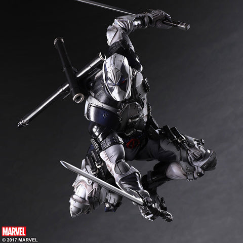 (IN STOCK) Play Arts Kai - Dissidia Final Fantasy - Squall Leonhart