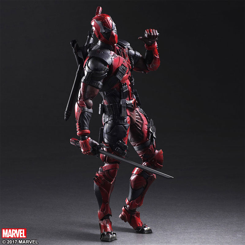 Play Arts Kai - Marvel Universe Variant - Deadpool - Marvelous Toys - 1