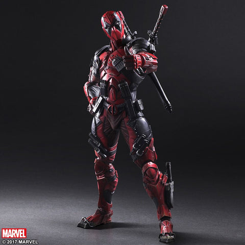 Play Arts Kai - Marvel Universe Variant - Deadpool - Marvelous Toys - 2