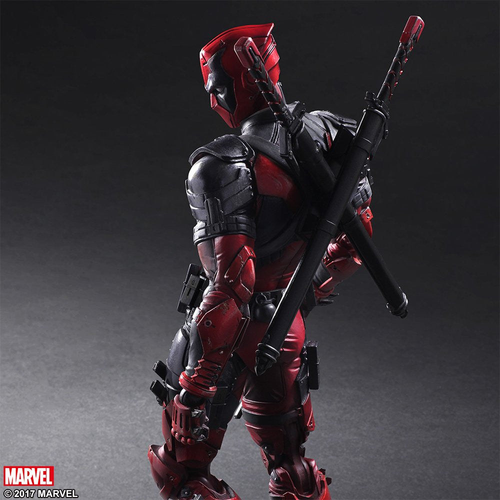 Play Arts Kai - Marvel Universe Variant - Deadpool - Marvelous Toys - 3