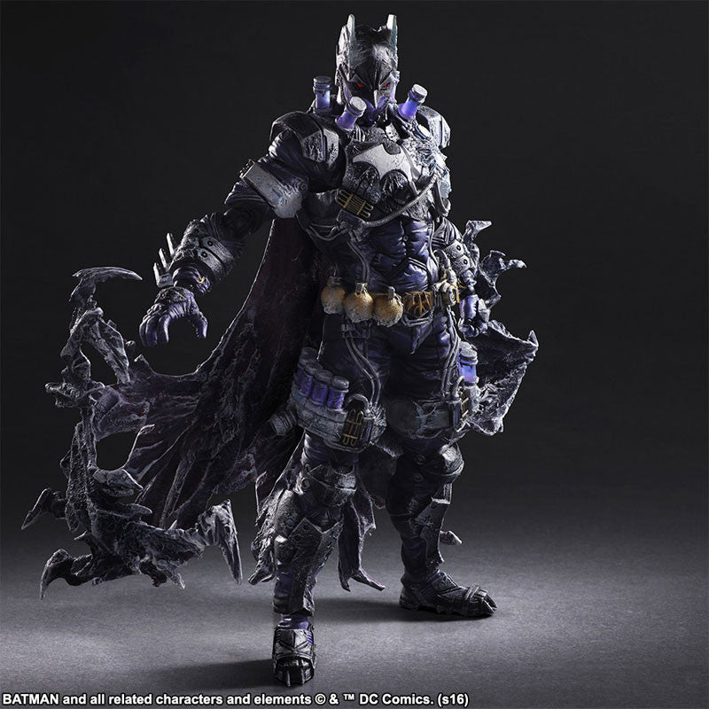Play Arts Kai - DC Comics - Batman: Rogues Gallery Variant - Mr Freeze - Marvelous Toys - 1