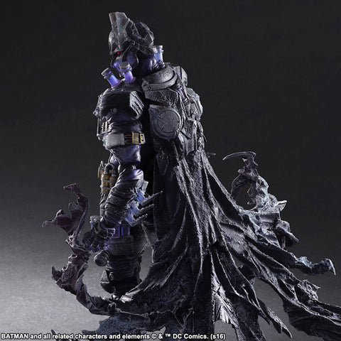 Play Arts Kai - DC Comics - Batman: Rogues Gallery Variant - Mr Freeze - Marvelous Toys - 2