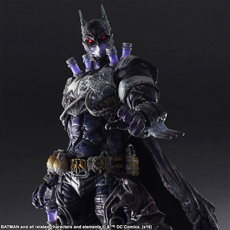Play Arts Kai - DC Comics - Batman: Rogues Gallery Variant - Mr Freeze - Marvelous Toys - 4